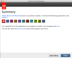 Adobe Master Collection CS6 for MacOS